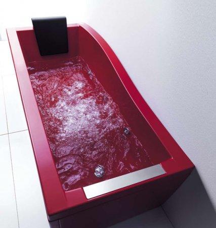 Удивительные ванные: когда форма имеет значение