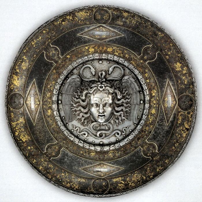 Рыцарские доспехи 16 века как произведения искусства: работы виртуозного оружейника