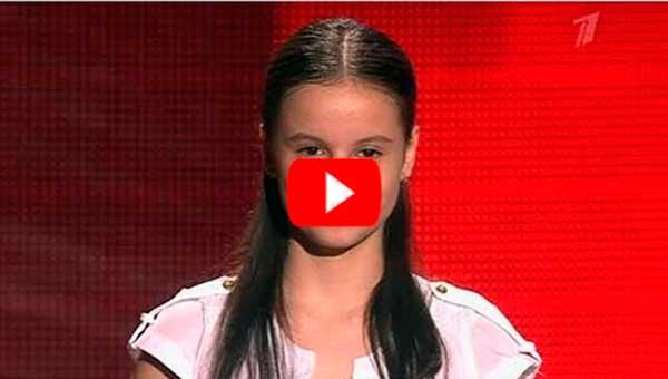13-летняя Виктория Оганесян - «Ария Дивы Плавалагуны»