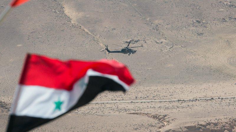 Сирия сегодня: высший пилота…