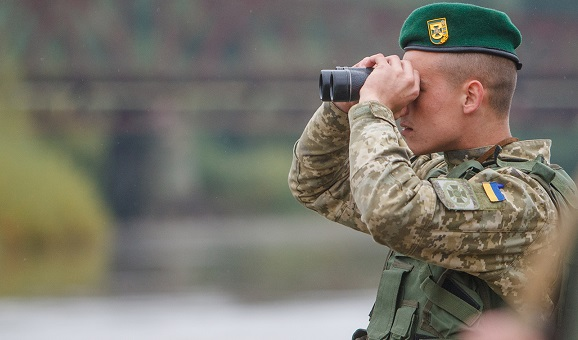 ГПСУ: Российские пограничники убирают свои блок-посты накрымской границе