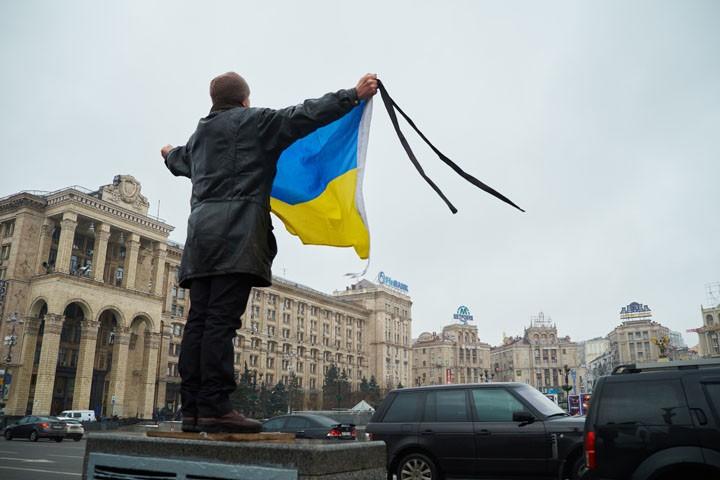 Ну, как там в Киеве?