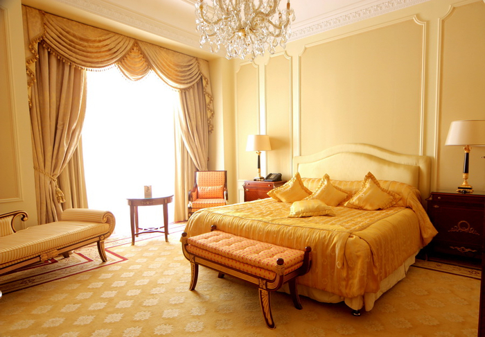 Некоторые рекомендаци при оформлении дизайна спальни (6) (700x486, 378Kb)