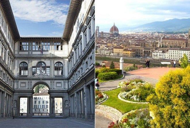Главные достопримечательности старинного города