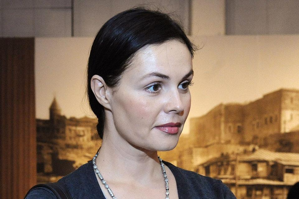 Екатерина Андреева пришла в …
