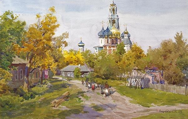 художник Сергея Анрияка картины 2 -09