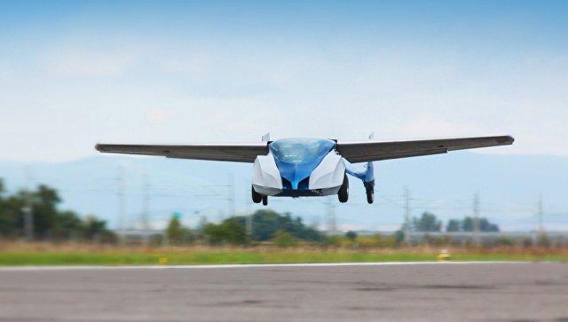 В России создают летающий автомобиль