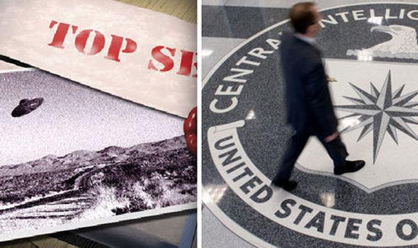 ЦРУ и НЛО: От наблюдения за НЛО по всему миру до разоблачения подделок
