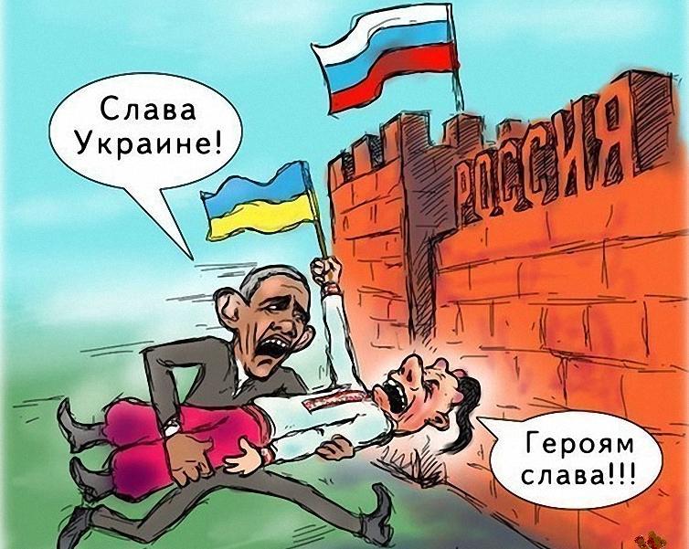 """Украина """"немножко беременна"""" Третьей мировой"""