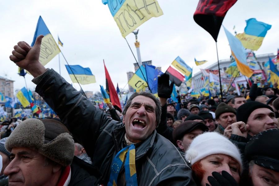 Украина празднует безвиз - зря