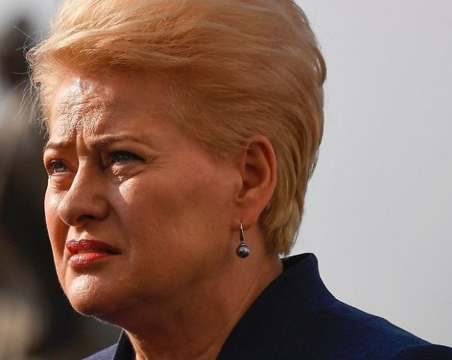 «Грибаускайте паникует, что Литва захочет воссоединения с РФ»