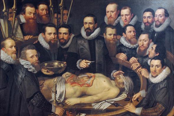 История патологической анатомии