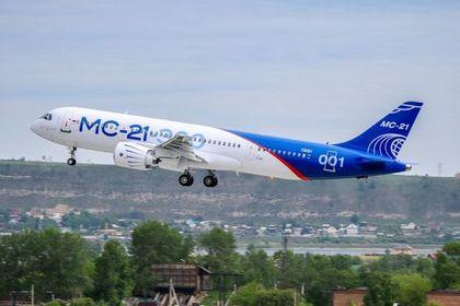 Мантуров понадеялся на продажу тысячи самолетов МС-21 за 20 лет