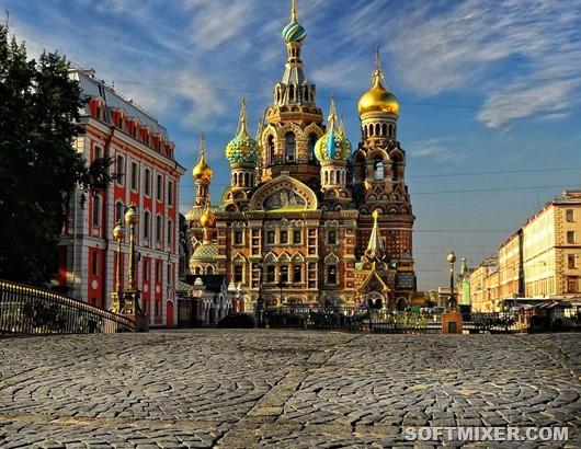 Мистические хранители Санкт-Петербурга