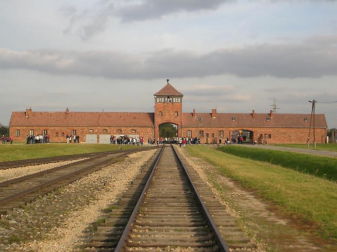 Концлагерь Освенцим. Музей Аушвиц-Биркенау