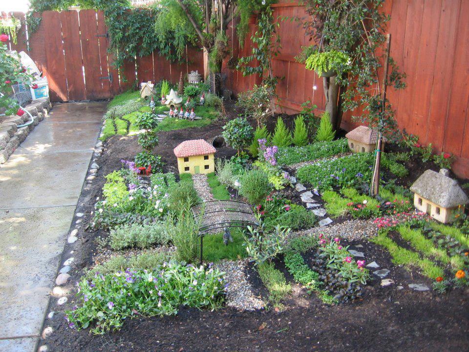 Сад о своими руками фото
