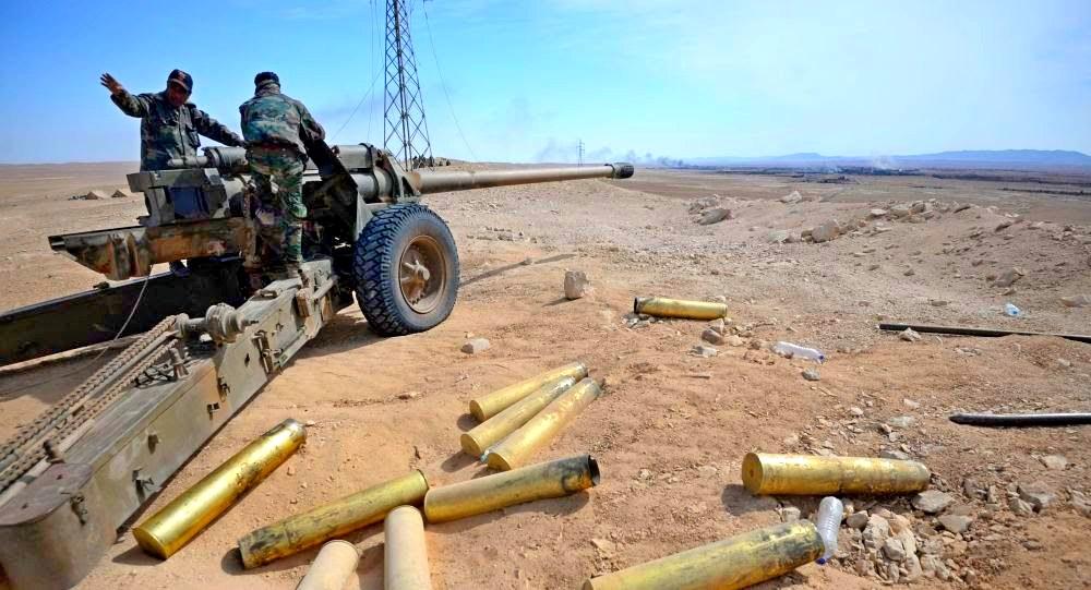 Сирийская армия обеспечила себе победу в Алеппо