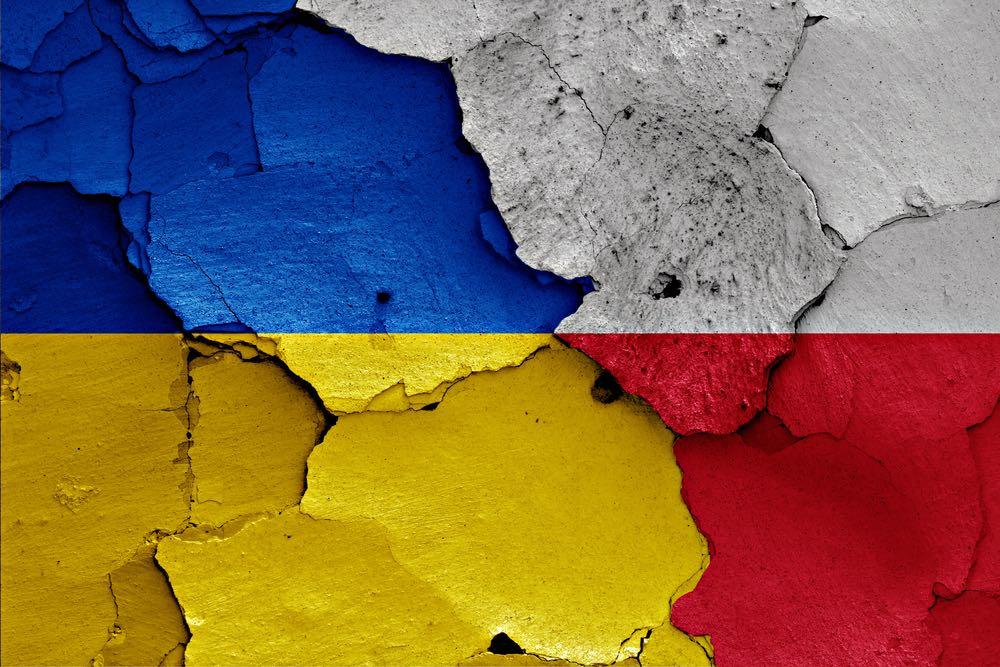 Рыдай, паяц, или как Украина сегодня Польшу задвигает