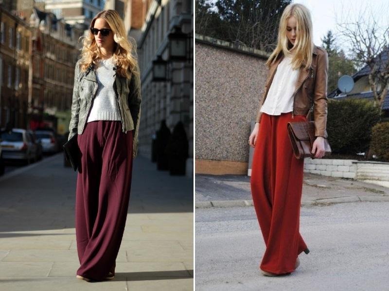 женские брюки фото