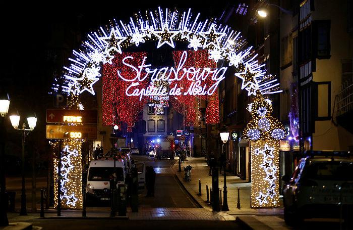 Стрельба в Страсбурге: есть погибшие