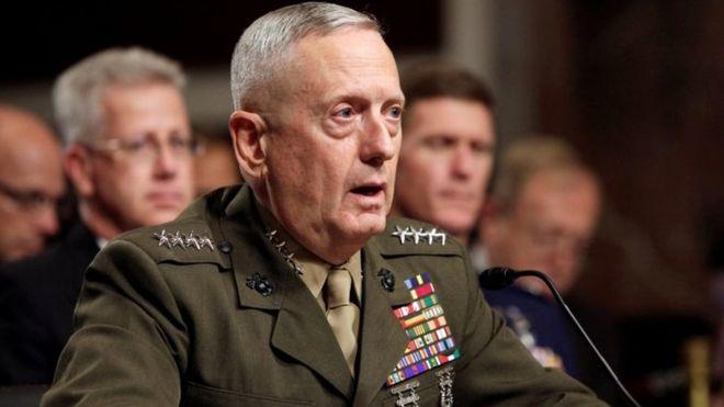 Мэттис: нельзя позволить России перекрывать голос НАТО