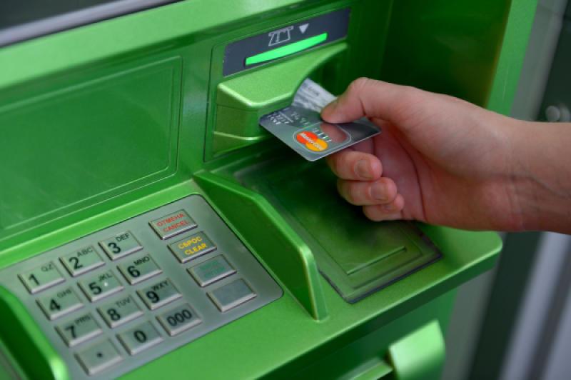 "Если банкомат Сбербанка ""съел"" карту и намертво завис банкомат, своими руками, сделай сам, факты, юмор"