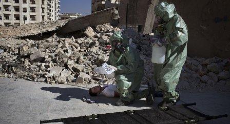 МИДРФ: расследование инцидента всирийском Хан-Шейхуне затягивается