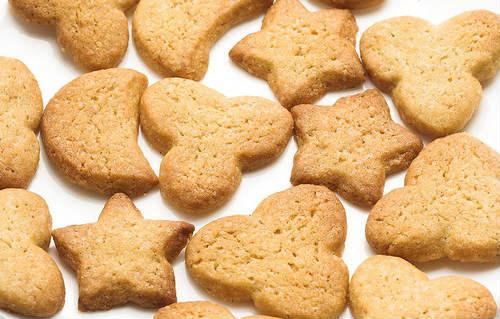 Как испечь печенье в домашних условиях песочное
