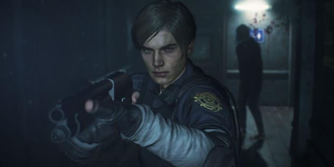 Авторы ремейка Resident Evil…