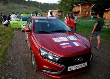 """Российская """"Лада""""  Vesta хочет стать красивее и уехать в Германию"""