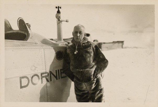 Капитан Руаль Амундсен – Покоритель полюсов земли