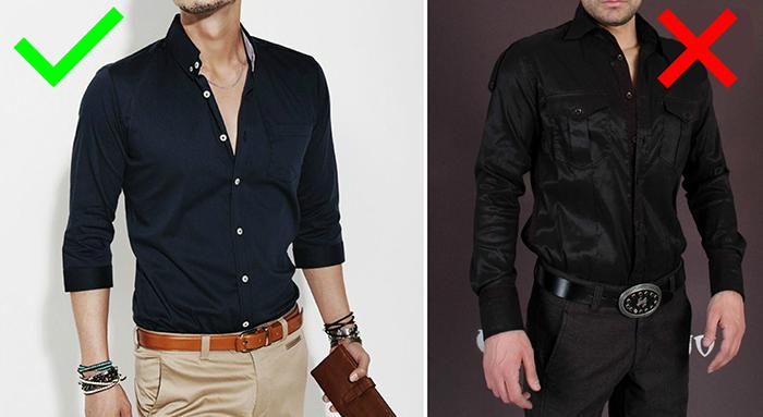 11 дельных советов по подбору мужской одежды. Не отправляй его ходить по магазинам в одиночестве