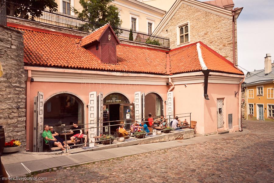 Таллин, Эстония, Старый город, Верхний город, Вышгород