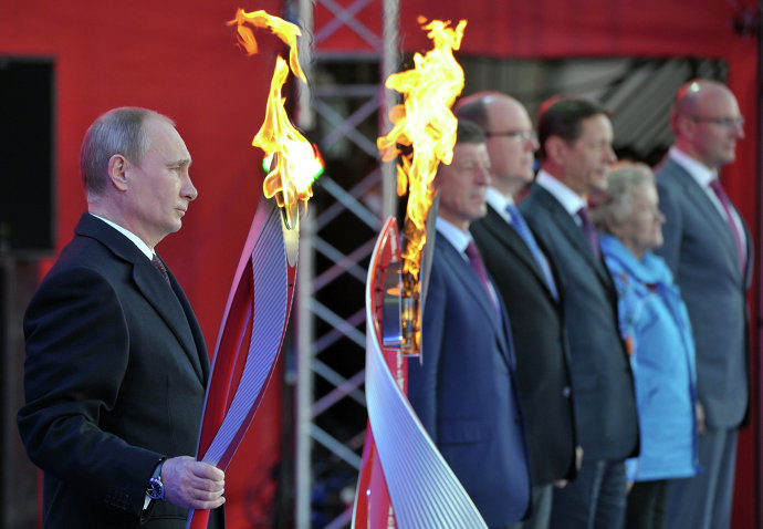 «Холодная война» на спортивном поле