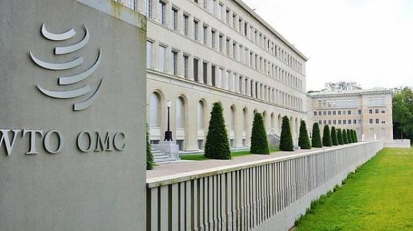 Вашингтон обвинил Москву в систематических нарушениях норм ВТО
