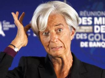 МВФ отложил помощь Украине из-за блокады Донбасса