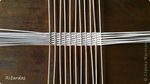 Плетение из газет. Овальные и круглые ХЛЕБНИЦЫ с крышками. Мастер-классы (1) (520x292, 134Kb)