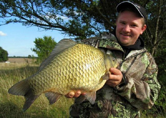 рыбалка i на карася в мае и апреле