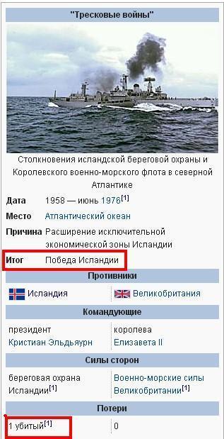 История некоторых событий развернувшихся в северном море..