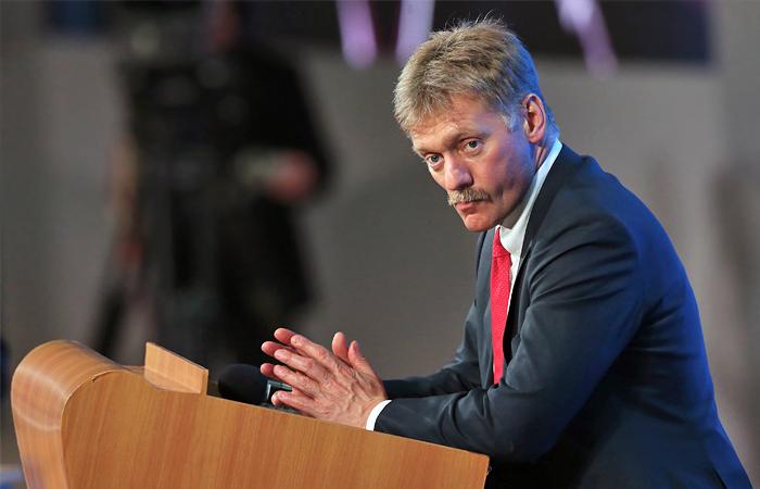 Песков назвал журналистку Божену Рынски сумасшедшей