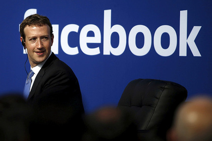 Bloomberg раскрыл секреты страницы Цукерберга в Facebook