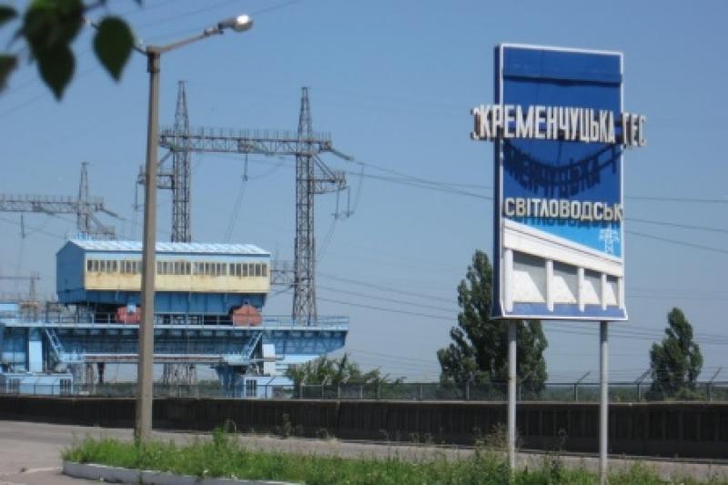 Из-за дефицита электричества власть вгоняет Украину в засуху