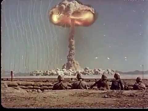 Американские смертники. Как Америка испытывала атомные бомбы на своих военных