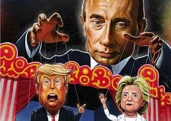 Раскрыт новый «заговор»: эстонский политик подозревает Путина в том, что он неспроста хвалил Трампа