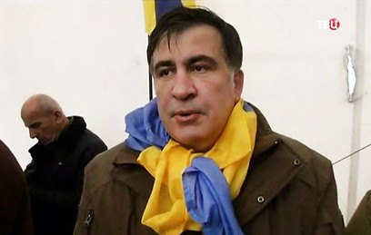 """Саакашвили назвал себя """"спасителем Украины"""""""