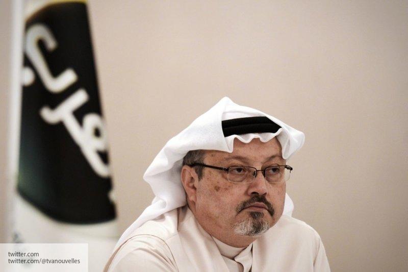 Убитый саудовский журналист …