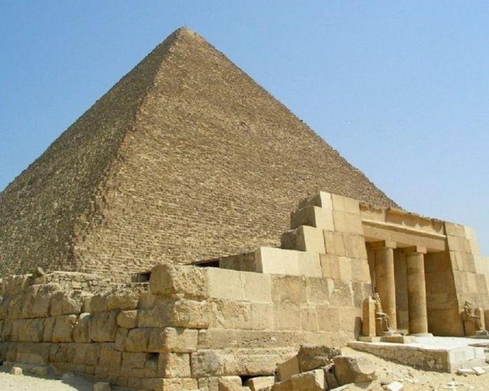 15 любопытных фактов о пирамиде Хеопса