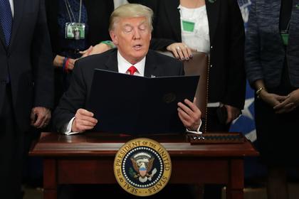 Трамп пообещал заставить Мексику заплатить за стену на границе