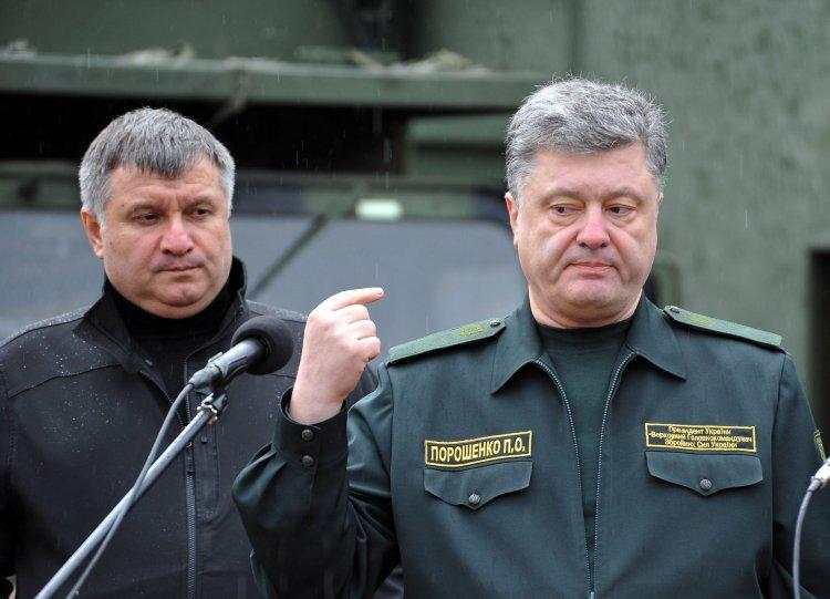 Депутат Рады рассказал о конфликте Порошенко и Авакова