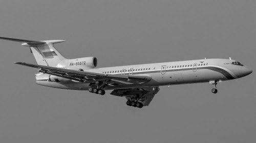 В сети опубликована запись переговоров пилотов Ту-154